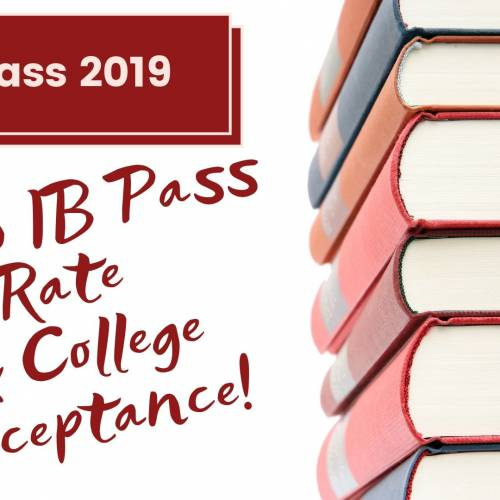 100% IB Pass Rate & College Acceptance!