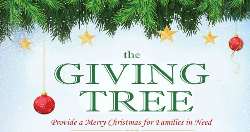 AAS Annual Giving Tree Project