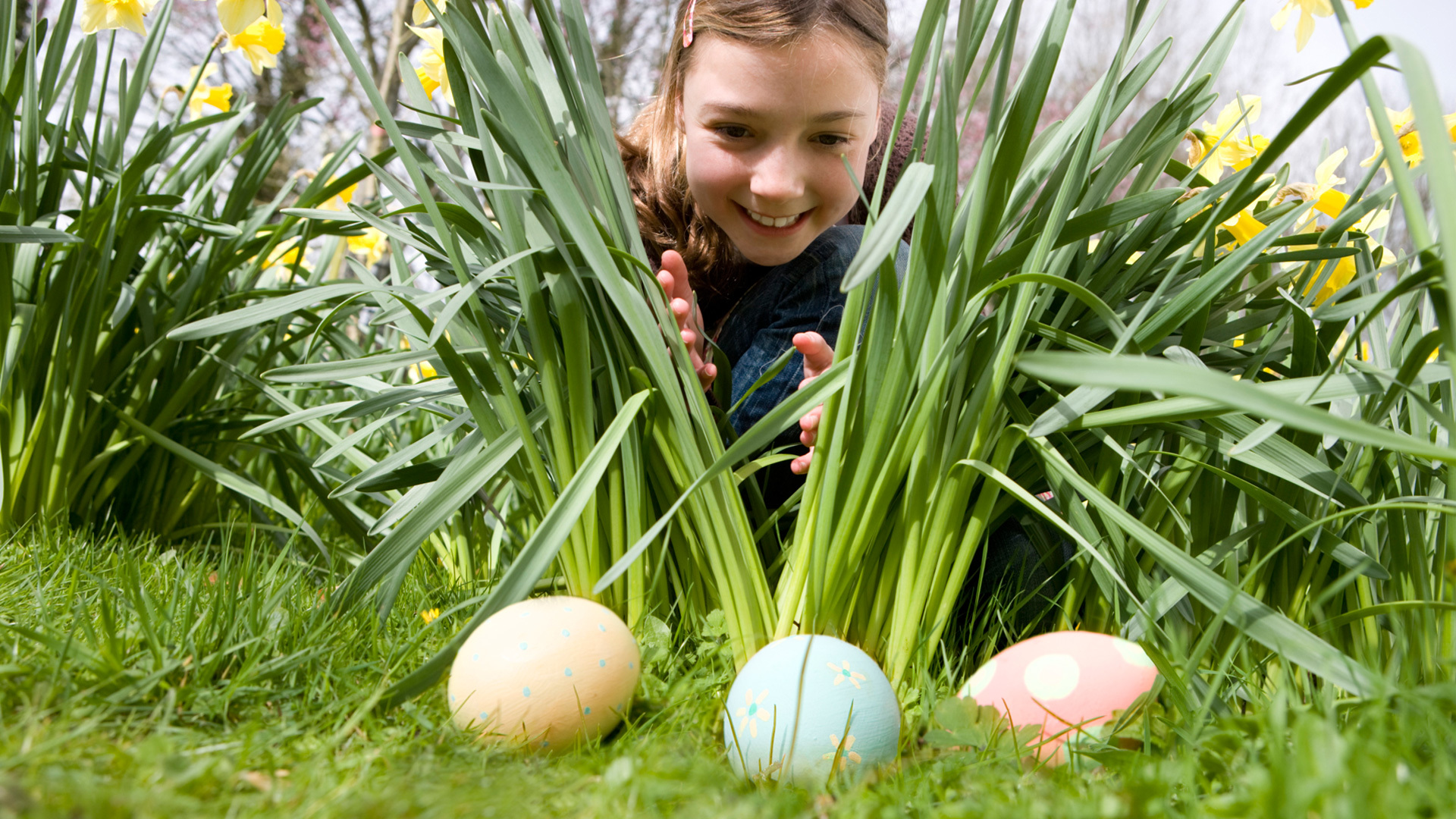 PreSchool Easter Egg Hunt - Aquinas American School