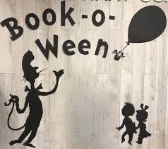 LS BOOK-O-WEEN PARTY