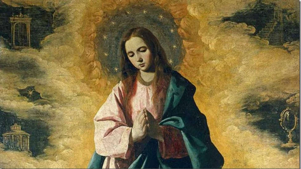 The Feast of the Immaculate Conception – No school