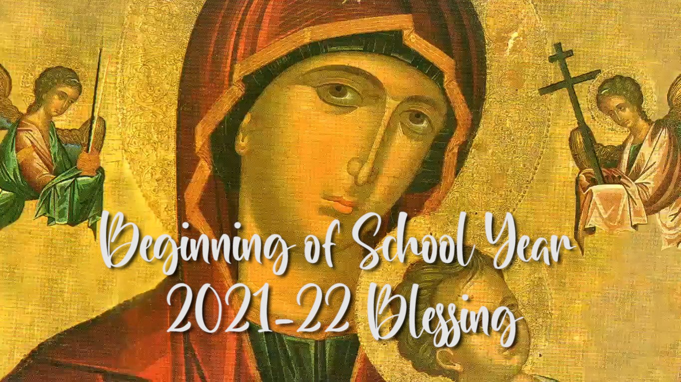 BEGINNING OF YEAR BLESSING VIDEO – FATHER MARIO